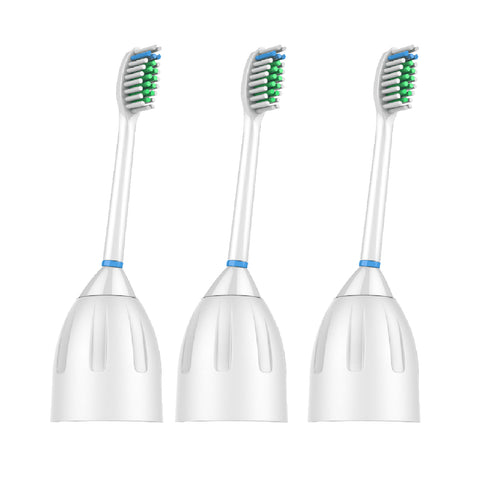 VeniCare Toothbrush Heads For Philips Sonicare E series Essence, Xtreme, Elite and Advance 3-pack