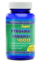 Super Prostate Support 1000 Helps Maintain Urinary Health and Prostate Function Includes Saw Palmetto and Over 30 More All Natural Herbs