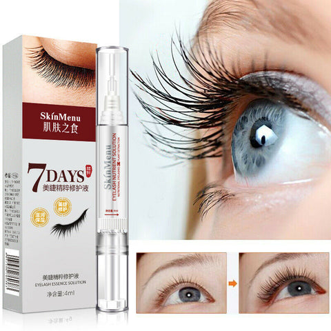 Eyelash Growth Serum Enhancer Promoter Long Lashes Nursing Growth Liquid