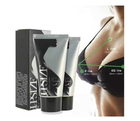 Russian Up Size Bust Care Cream Breast Enlargement Pills Firming Bigger Capsules
