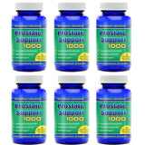 Prostate Support 1000 Promotes Prostate Health Urinary Function Aid 6 Bottle
