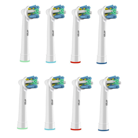 VeniCare Brush Heads Compatible with Oral-B Electric Toothbrush - Floss Action
