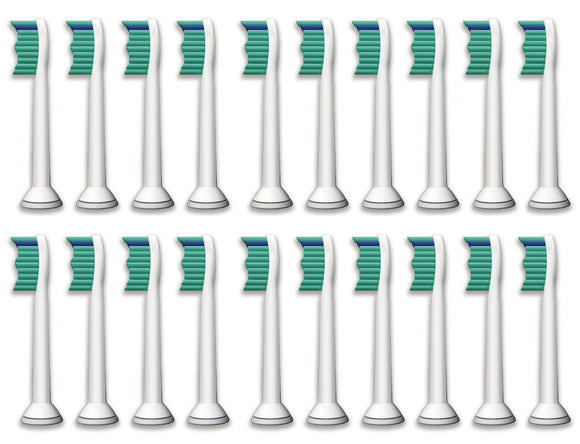 20 - VeniCare Toothbrush Replacement for Philips Sonicare Proresults Easyclean Hx6750 Hx6710 Hx6530