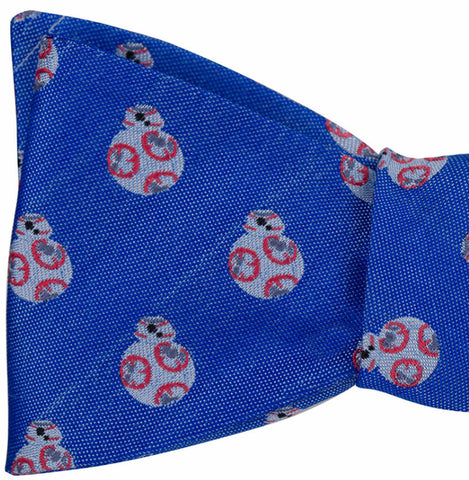 The BB-8 Droid Bow Tie