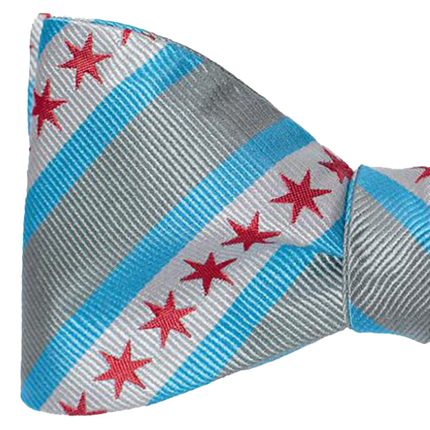 3aff2f5cde6b7 Chicago Market Bow Tie - OoOtie Bowties ...