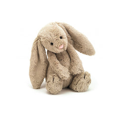 Jellycat Bashful Bunny Beige available in different sizes from £16.95
