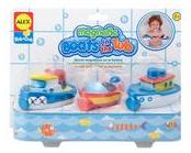 boats in the tub