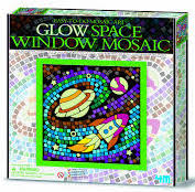 Glow window mosaic