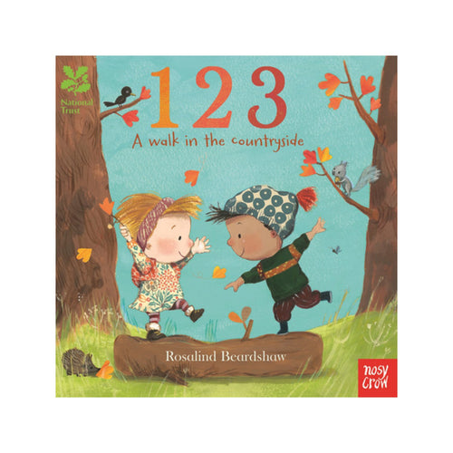 123 Walk in the Countryside Board Book - FREE DELIVERY - Toys will be Toys