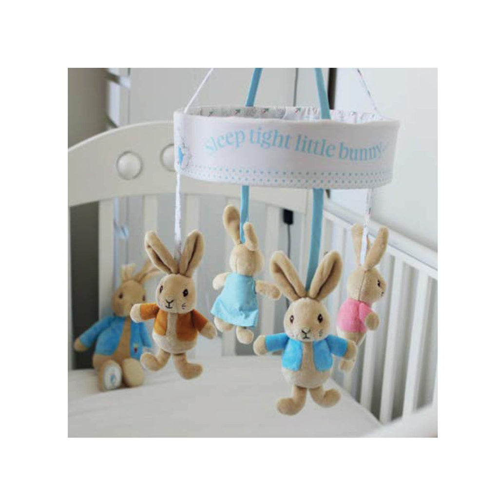 Peter Rabbit Mobile - Toys will be Toys