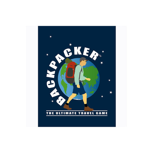 Backpacker Card Game - Toys will be Toys