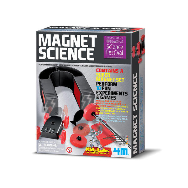 Magnet Science Kit - Toys will be Toys