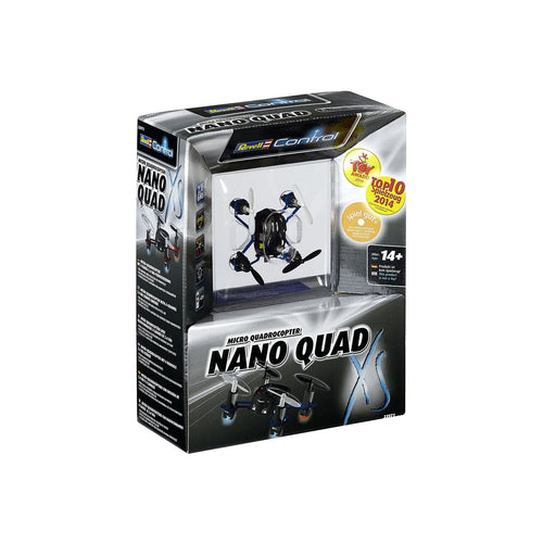 Radio Controlled Nano Quad - Toys will be Toys