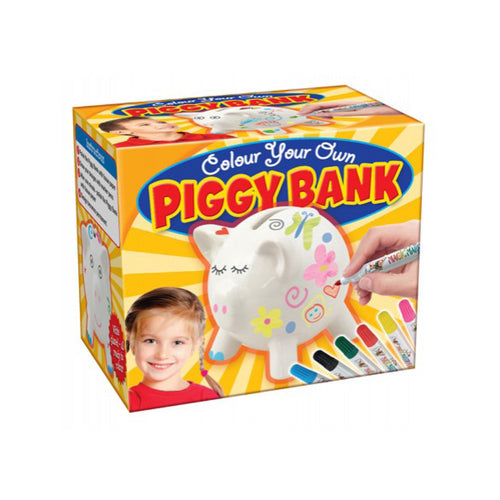 Piggy Bank - Paint your own