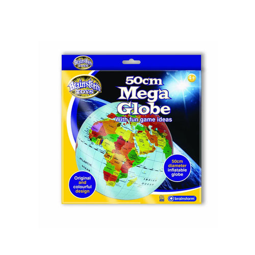Mega Inflatable Globe - Toys will be Toys