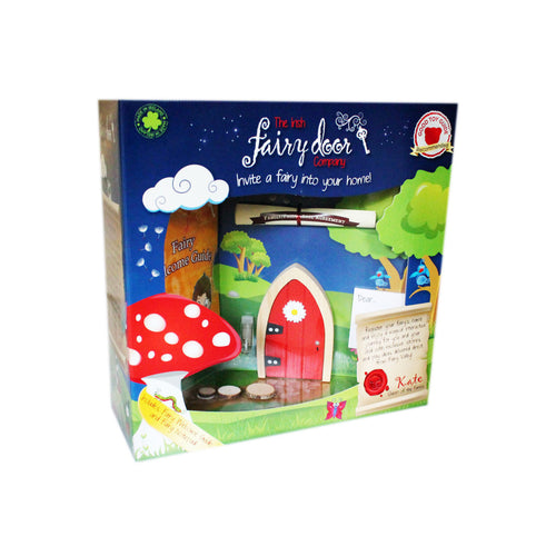 The Irish Fairy Door - Toys will be Toys