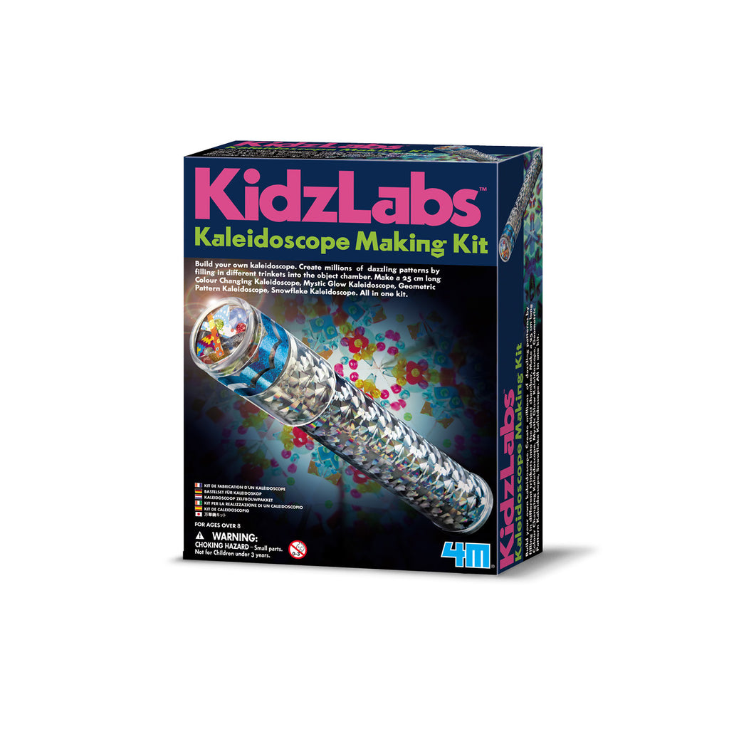Kaleidoscope Making Kit - Toys will be Toys