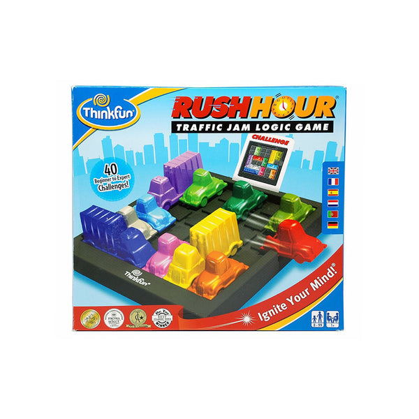 Rush Hour Game in box