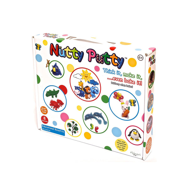 Nutty Putty - Toys will be Toys