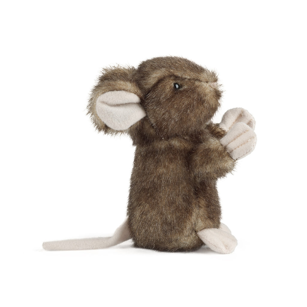Soft Brown Mouse - Toys will be Toys