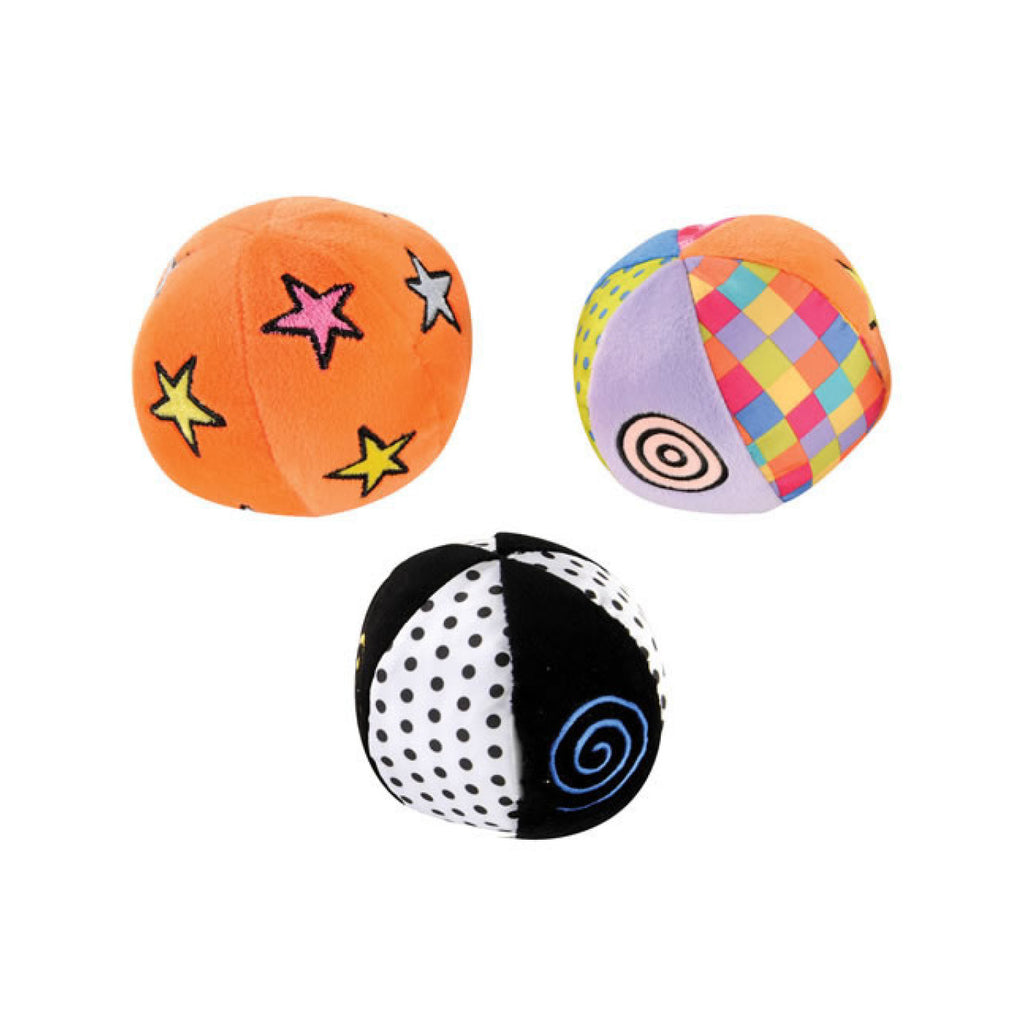 Amazing Baby Sound Balls - Toys will be Toys