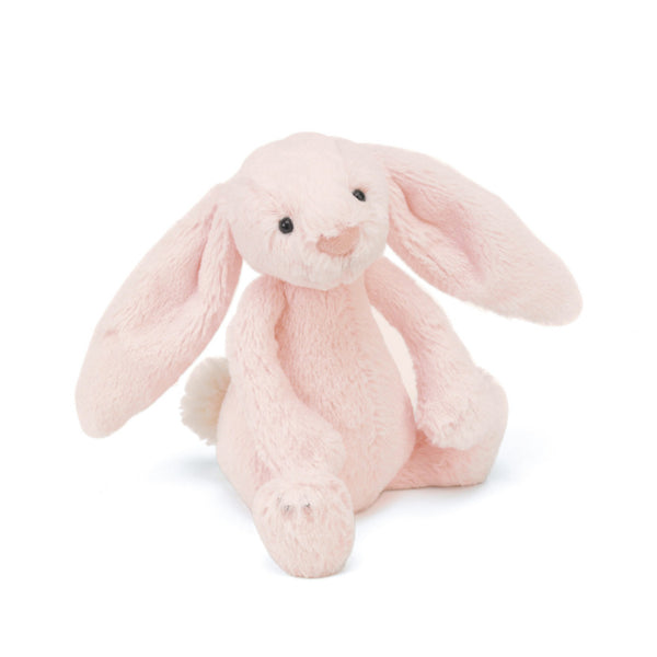 Jellycat Pink Bunny Rattle - Toys will be Toys