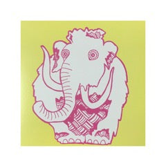 Greetings Card Mammoth - FREE DELIVERY - Toys will be Toys