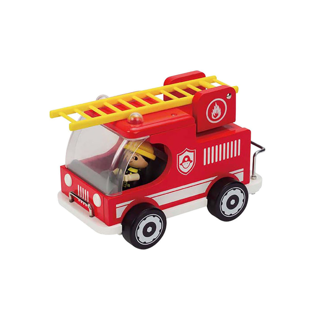 Fire Engine and Fire Fighter - Toys will be Toys