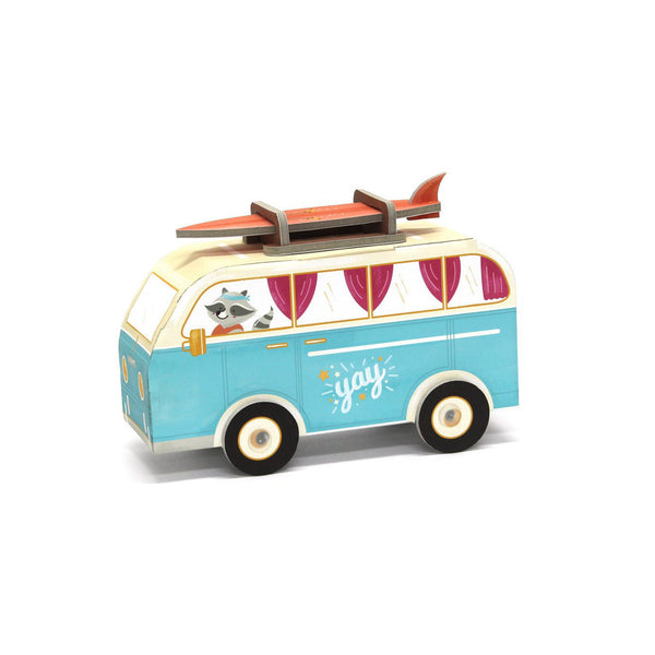 Fold My Camper Van - Toys will be Toys