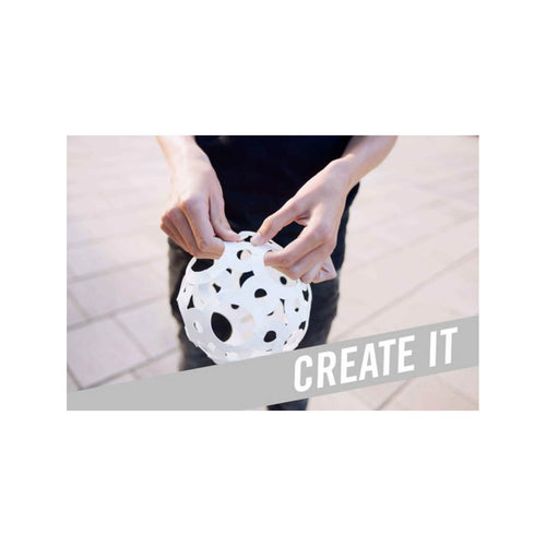 Foooty Glow in the Dark - a football in your pocket! - Toys will be Toys