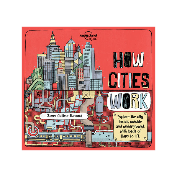 How Cities Work Book - Toys will be Toys