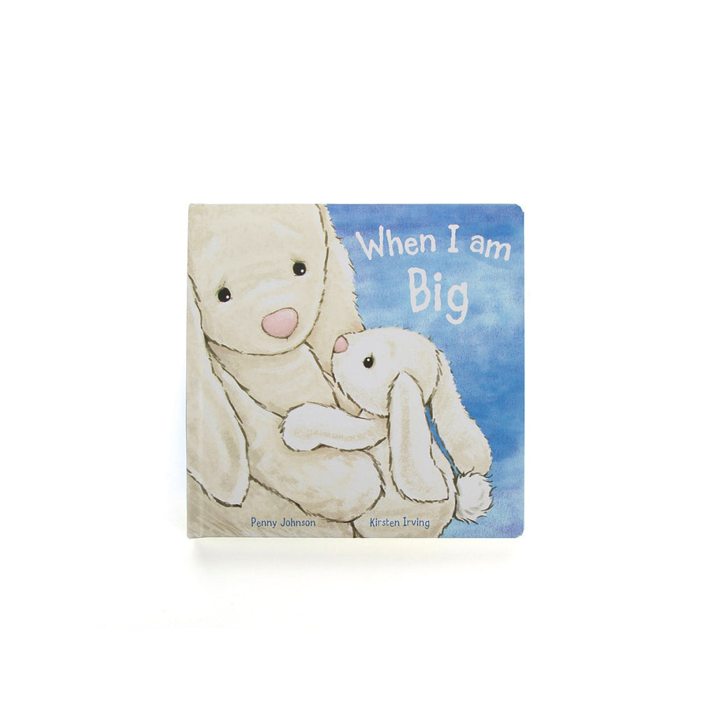 Jellycat When I am Big Book - Toys will be Toys