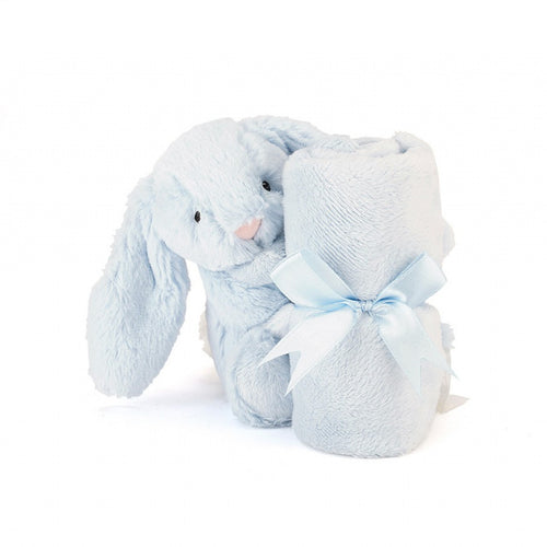Jellycat Blue Bunny Soother