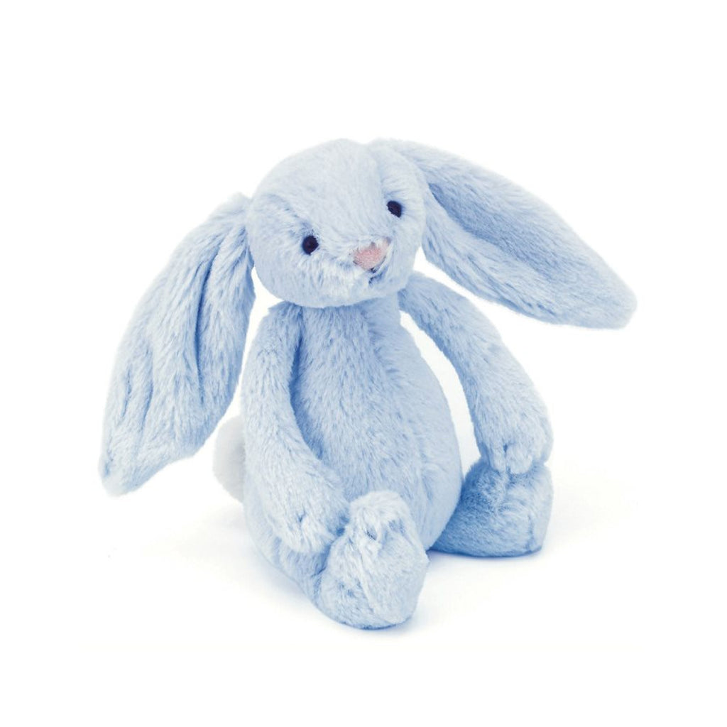Jellycat Blue Bunny Rattle - Toys will be Toys