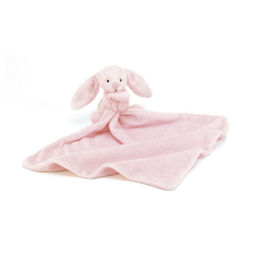 Jellycat Pink Bunny Soother - Toys will be Toys