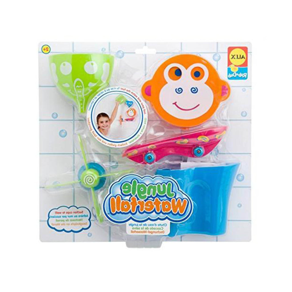 Bath Toy - Jungle Waterfall