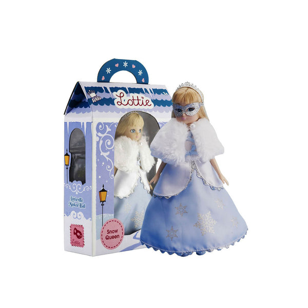 Lottie Doll Snow Queen - Toys will be Toys