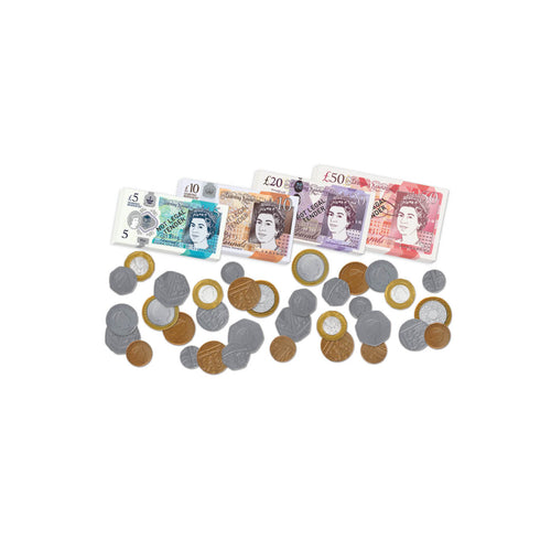 Play Money - UK Sterling contents