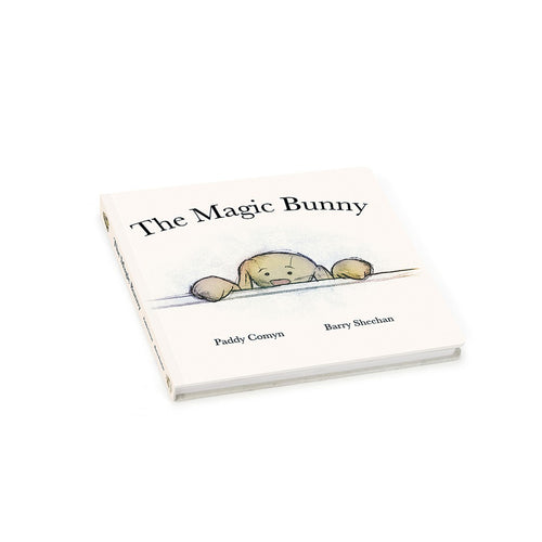 The Jellycat Magic Bunny Book - FREE DELIVERY - Toys will be Toys
