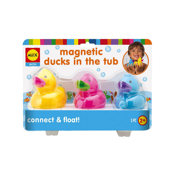 Magnetic Bath Ducks
