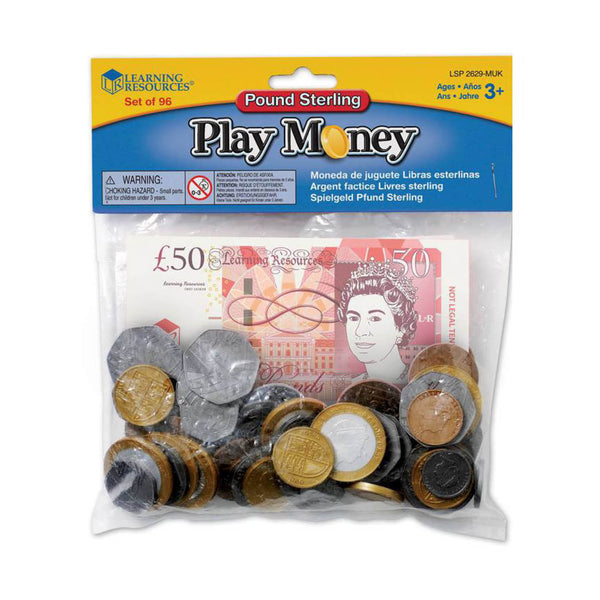 Play Money - UK Sterling