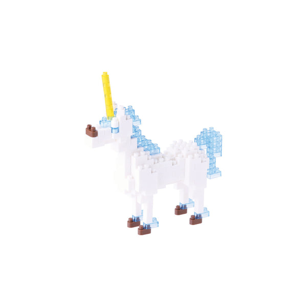 Nanoblock Unicorn - FREE DELIVERY - Toys will be Toys