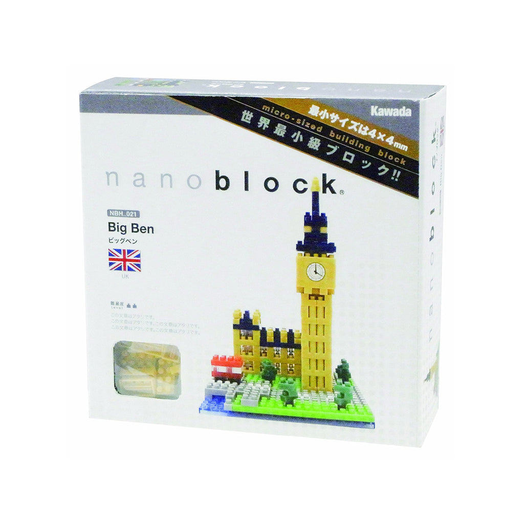Nanoblock Big Ben - Toys will be Toys