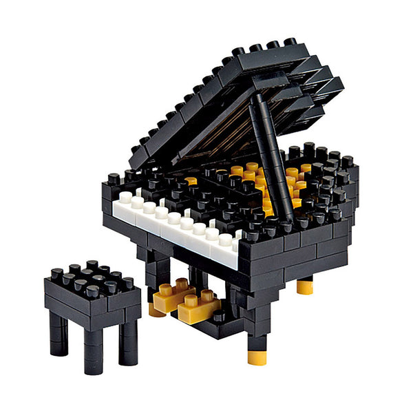 Nanoblock Grand Piano - FREE DELIVERY - Toys will be Toys