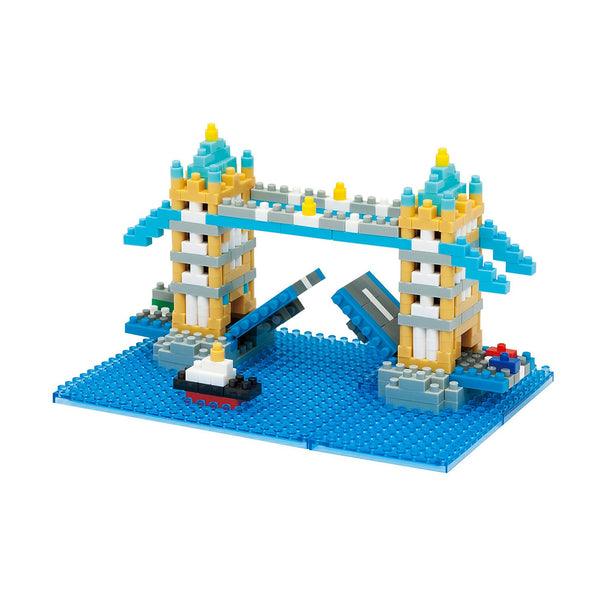 Nanoblock Tower Bridge - Toys will be Toys