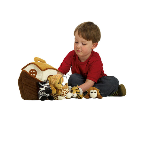 Noah's Ark and Finger Puppets - Toys will be Toys
