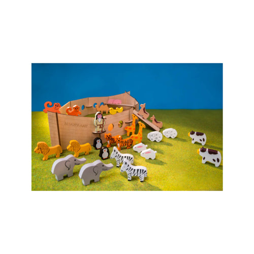 Noah's Ark Toy in a Tin - Toys will be Toys