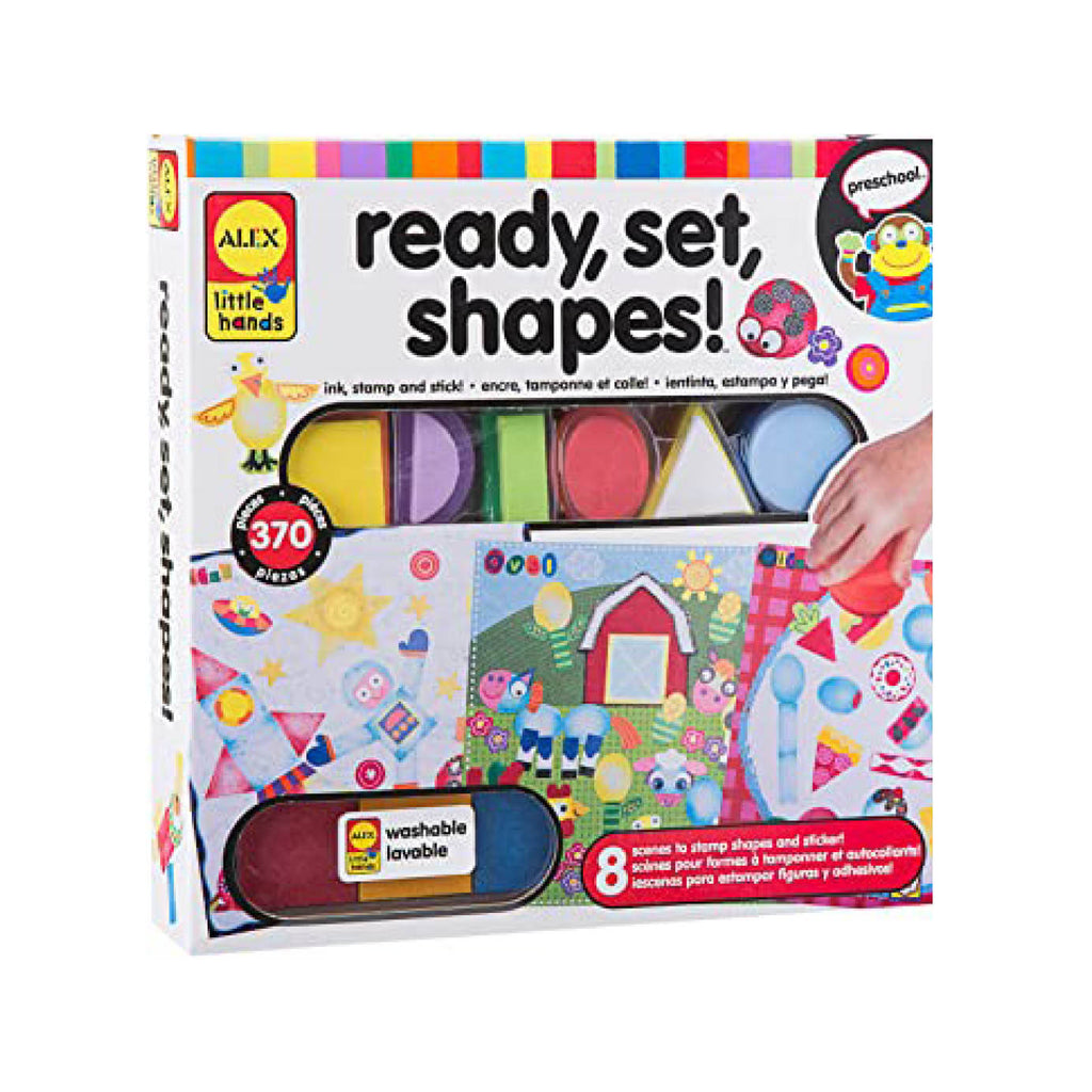 Ready Set Shapes Craft Kit