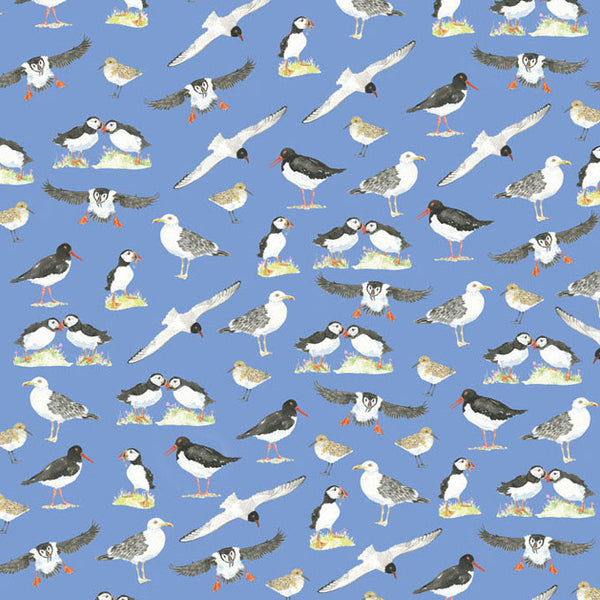 Gift Wrap – Sea Birds - Toys will be Toys