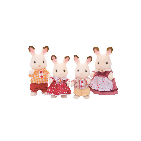 Sylvanian Chocolate Rabbit Family - Toys will be Toys
